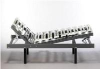 sommier Bultex, tête et pieds réglables, 2x70x200