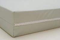 matelas polyéther 14 cm anti-acariens 140x200cm