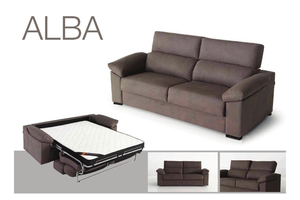 canapé-lit haut de gamme