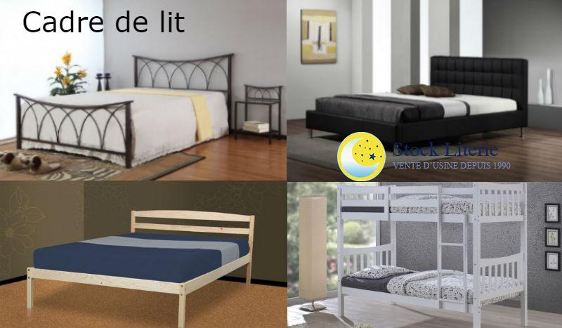 Des cadres de lit pour tous les goûts !