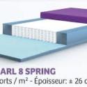 gelpearl spring 8 90x200cm