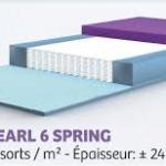 gelpearl spring 6 180x200cm